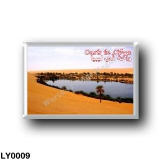 LY0009 Africa - Libya - Oasi
