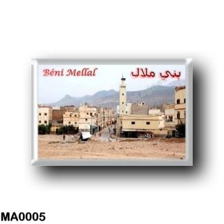 MA0005 Africa - Marocco - Béni Mellal