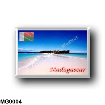 MG0004 Africa - Madagascar - Nosy Iranja