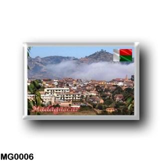 MG0006 Africa - Madagascar - Panorama