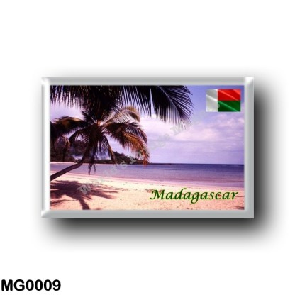 MG0009 Africa - Madagascar - Plage