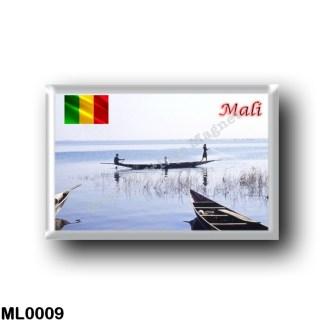 ML0009 Africa - Mali - Lac Sélingué