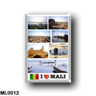 ML0012 Africa - Mali - I Love