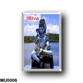 MU0006 Africa - Mauritius - God Shiva