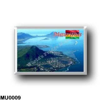 MU0009 Africa - Mauritius - Panorama