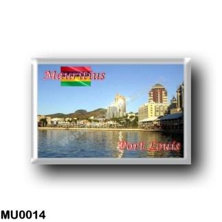 MU0014 Africa - Mauritius - Port Louis - Caudan Waterfront