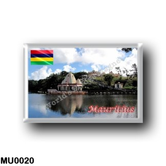 MU0020 Africa - Mauritius - Sacred Lake