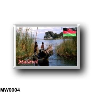 MW0004 Africa - Malawi - L. Chiuta
