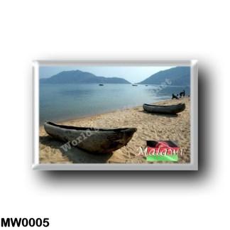 MW0005 Africa - Malawi - Lake Malawi