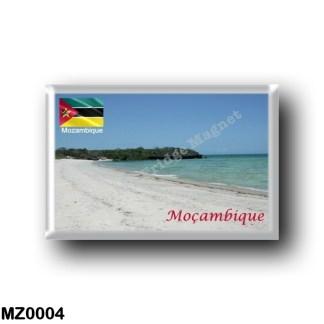MZ0004 Africa - Mozambique - Playa