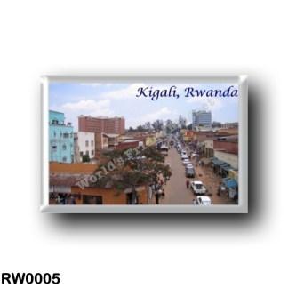 RW0005 Africa - Rwanda - Kigali