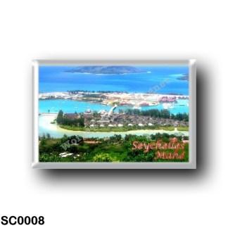 SC0008 Africa - Seychelles - Mahé - Panorama