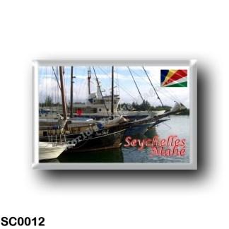 SC0012 Africa - Seychelles - Mahe's Harbour