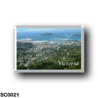SC0021 Africa - Seychelles - Victoria