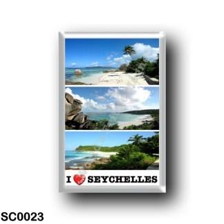SC0023 Africa - Seychelles - I Love