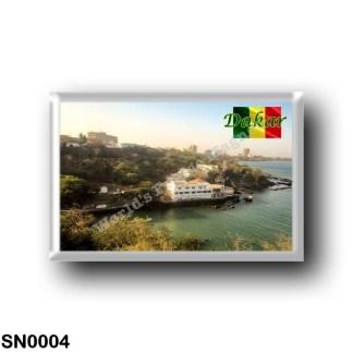 SN0004 Africa - Senegal - Dakar - Panorama