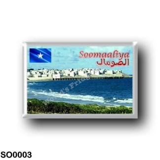 SO0003 Africa - Somalia - Baraawe