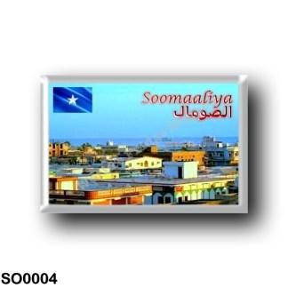 SO0004 Africa - Somalia - Bosaso City
