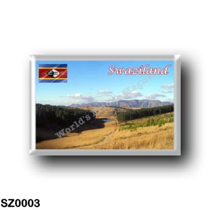 SZ0003 Africa - Swaziland - Landscape