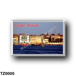 TZ0005 Africa - Tanzania - Stone Town - Panorama