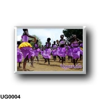 UG0004 Africa - Uganda - Cultural celebrations
