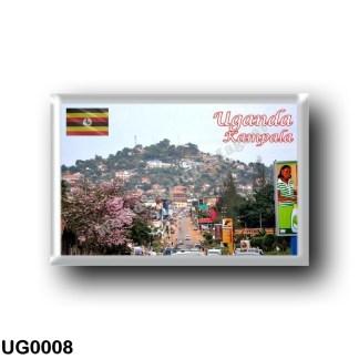 UG0008 Africa - Uganda - Kampala - Suburban