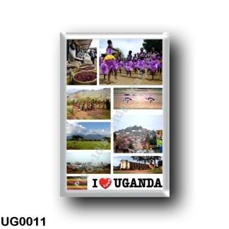 UG0011 Africa - Uganda - I Love