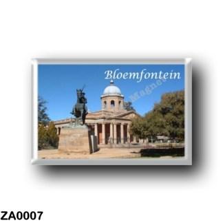 ZA0007 Africa - South Africa - Bloemfontein