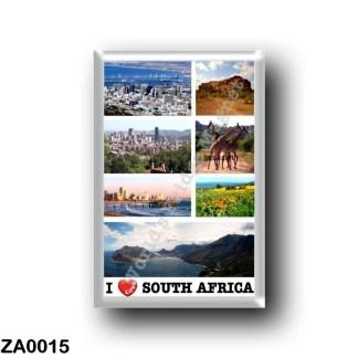 ZA0015 Africa - South Africa - I Love