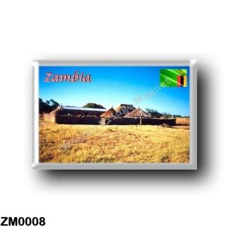 ZM0008 Africa - Zambia - Panorama
