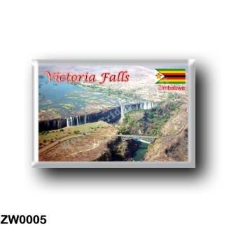 ZW0005 Africa - Zimbabwe - Victoria Falls