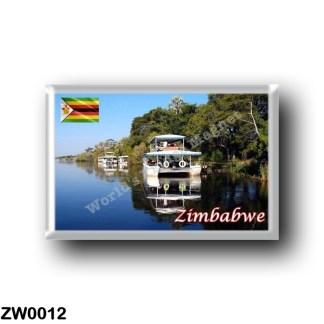 ZW0012 Africa - Zimbabwe - Victoria Falls
