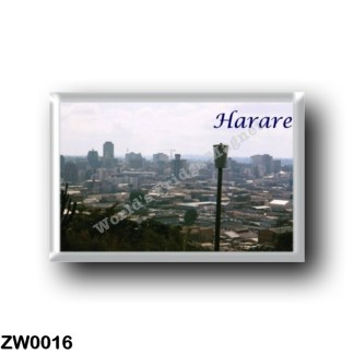 ZW0016 Africa - Zimbabwe - Harare