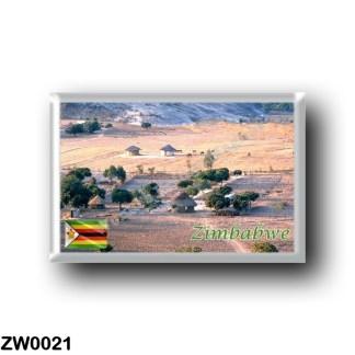 ZW0021 Africa - Zimbabwe - Shona farms