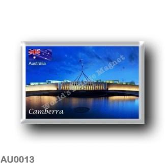 AU0013 Oceania - Australia - Canberra