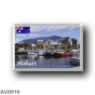 AU0019 Oceania - Australia - Hobart