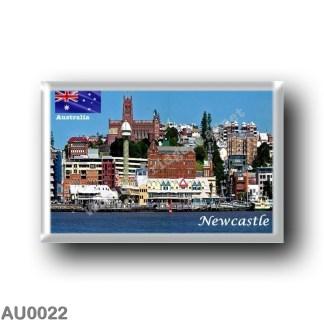 AU0022 Oceania - Australia - Newcastle