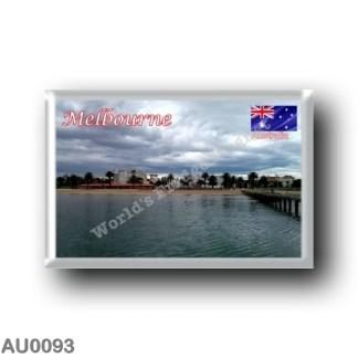 AU0093 Oceania - Australia - Melbourne - Panorama