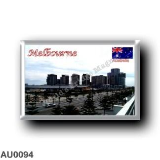 AU0094 Oceania - Australia - Melbourne - Panorama