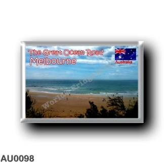 AU0098 Oceania - Australia - Melbourne - The Great Ocean Road