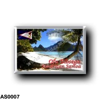 AS0007 Oceania - American Samoa - Ofu Olosega