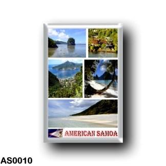 AS0010 Oceania - American Samoa - Mosaic