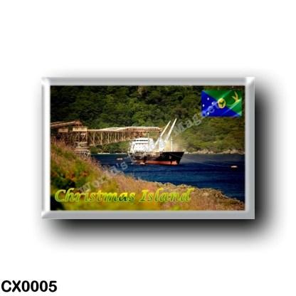 CX0005 Oceania - Christmas Island - Panorama