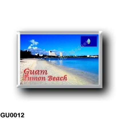 GU0012 Oceania - Guam - Tumon Beach