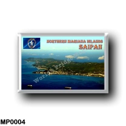 MP0004 Oceania - Northern Mariana Islands - Saipan