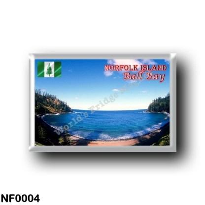 NF0004 Oceania - Norfolk Island - Ball Bay
