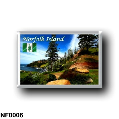NF0006 Oceania - Norfolk Island - Panorama