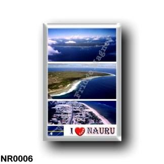NR0006 Oceania - Nauru - I Love