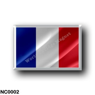 NC0002 Oceania - New Caledonia - Flag Waving