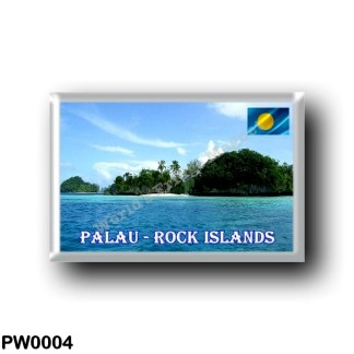PW0004 Oceania - Palau - Rock Islands